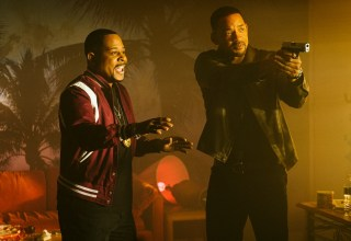 Martin Lawrence and Will Smith star in Sony Pictures' BAD BOYS FOR LIFE
