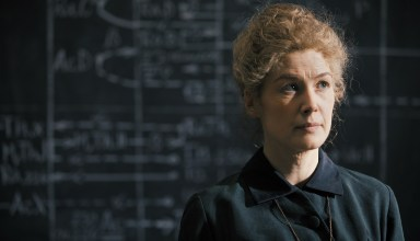 Rosamund Pike stars in Amazon Studios' RADIOACTIVE