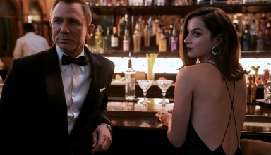 Daniel Craig and Ana de Armas star in MGM Studios' NO TIME TO DIE