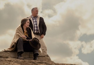 Diane Lane and Kevin Costner star in Focus Features' LET HIM GO