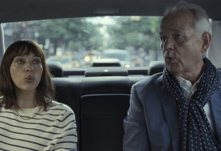 Rashida Jones and Bill Murray star in ON THE ROCKS