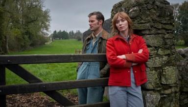 Jamie Dorman and Emily Blunt star in Bleecker Street's WILD MOUNTAIN THYME