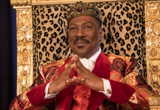 Eddie Murphy stars in Amazon's COMING 2 AMERICA
