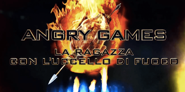 Angry Games La ragazza con l'uccello di fuoco streaming ita film completo