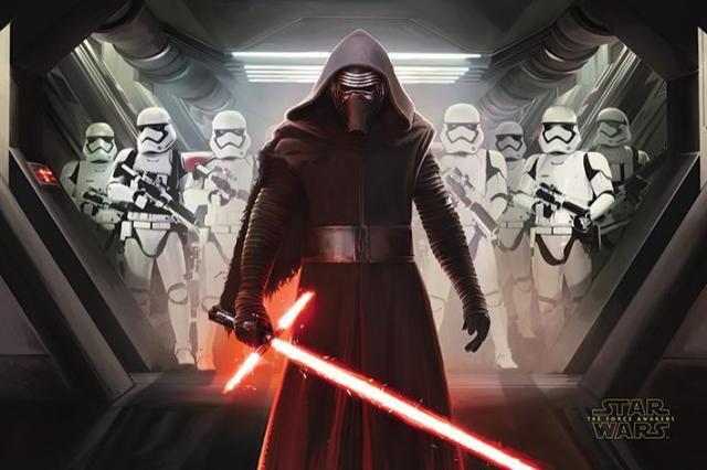 PP33658-Star-Wars-EP7-(Kylo-Ren-and-Stormtroopers)