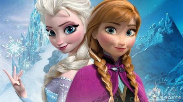Risultati immagini per frozen il regno di ghiaccio poster