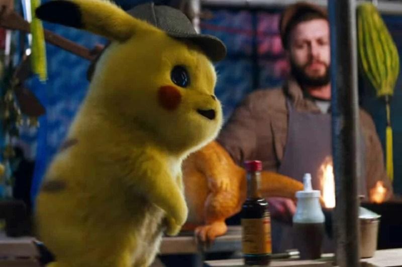 POKÉMON Detective Pikachu Cinematographe