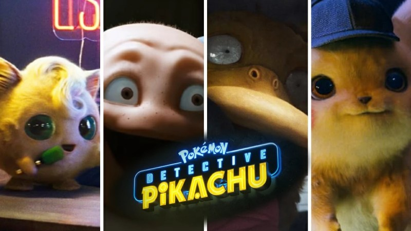 POKEMON Detective Pikachu, cinematographe.it