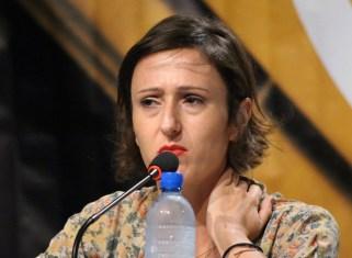 Patrícia Mourão, pesquisadora de Cinema