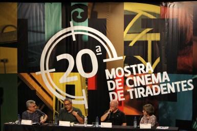 """Mesa de Debate """"Cinema Brasileiro em Duas Décadas (1998-2017)"""""""