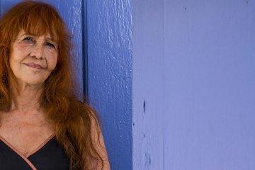 Helena Ignez na 21ª Mostra de Tiradentes - Foto: Leo Lara/Universo Produção