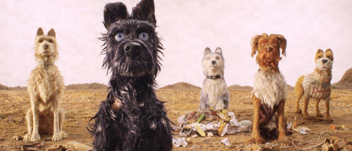 """Ilha dos Cachorros"" (Isle of Dogs, 2018)"