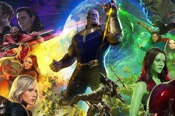 """Vingadores: Guerra Infinita"" (Avengers: Infinity War, 2018)"