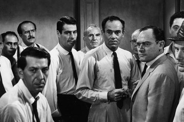 """""""12 Homens e uma Sentença"""" (12 Angry Men,1957) - Foto: Divulgação"""