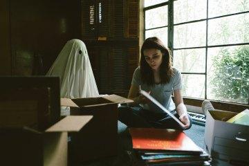 """""""Sombras da Vida"""" (A Ghost Story, 2017) - Foto: Divulgação"""