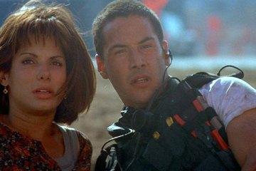 """Velocidade Máxima"" (Speed, 1994) - Foto: 20th Century Fox/Divulgação"