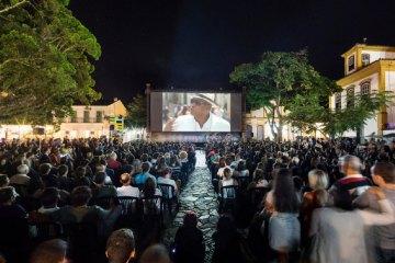 Mostra de Tiradentes, Cine Praça - Foto Leo Lara - Universo Produção
