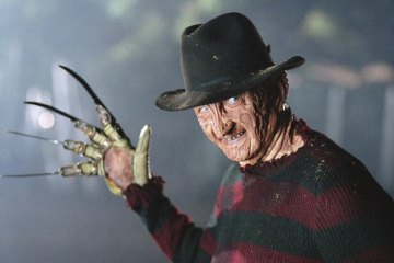 Robert Englund como Freddy Krueger - Foto: New Line Cinema/Divulgação