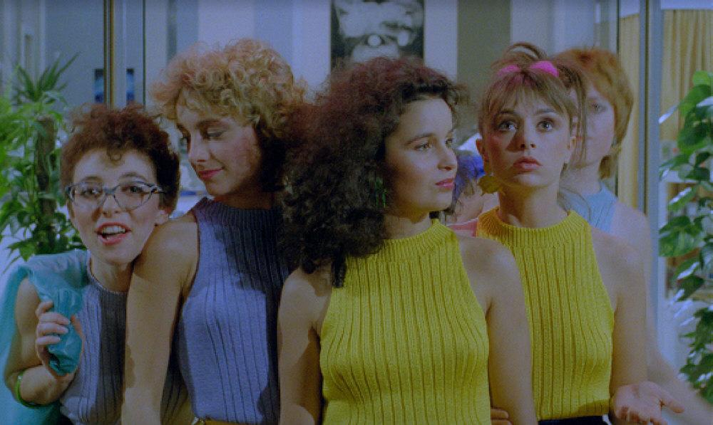 """""""Anos Dourados"""" (Golden Eighties, 1986), de Chantal Akerman - Divulgação"""