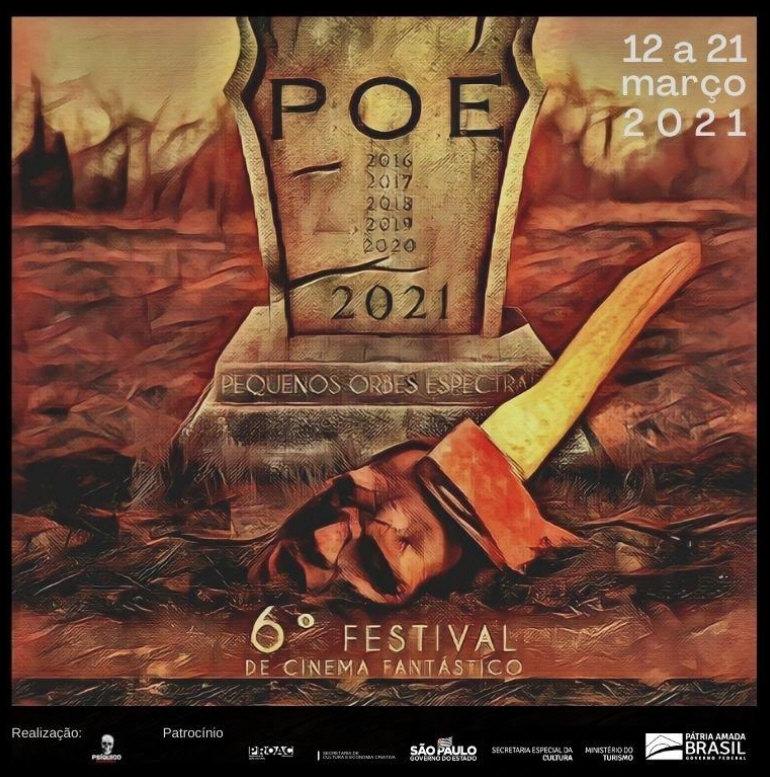 6º Festival POE de Cinema Fantástico - Divulgação
