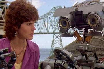 """""""Um Robô em Curto-Circuito"""" (Short Circuit, 1986), de John Badham - Divulgação"""