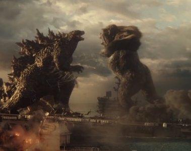 """""""Godzilla vs. Kong"""" (2021), de Adam Wingard - Divulgação"""