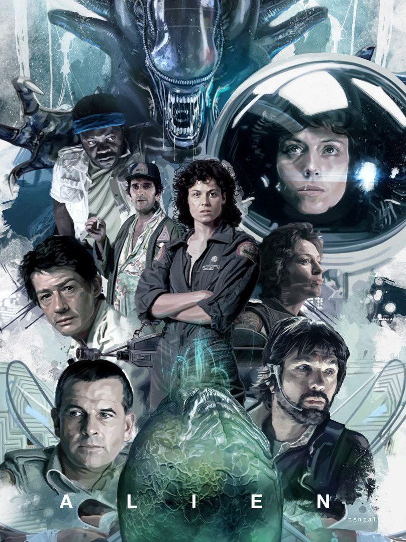 Alien, la 8° Maravilla del cine cuatro décadas después