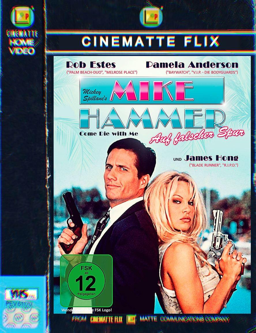 'Ven a Morir Conmigo' en CINEMATTE FLIX | Cuando Pamela Anderson aterrizó en el cine