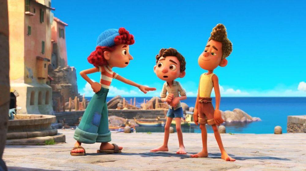 Ver Y Descargar Luca Torrent Y Disney