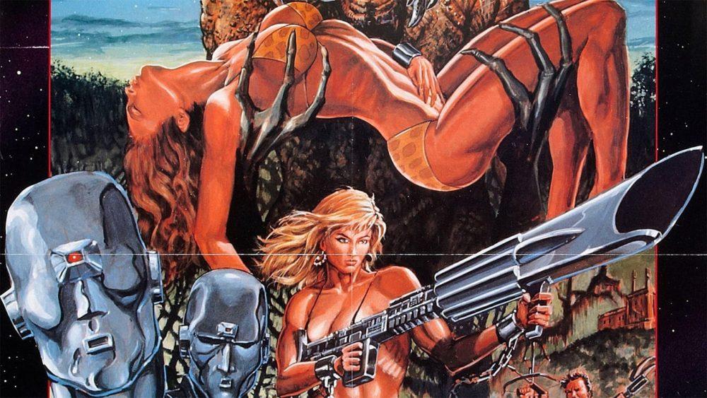 Ver gratis ESCLAVAS DEL ESPACIO | 1987 ‧ Ciencia ficción/Aventura ‧ 1h 20m