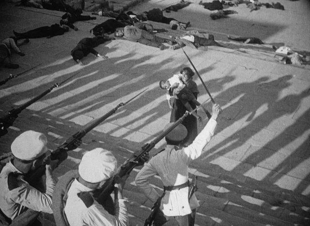 Ver gratis EL ACORAZADO POTEMKIN | 1926 ‧ Drama/Cine mudo ‧ 1h 22m