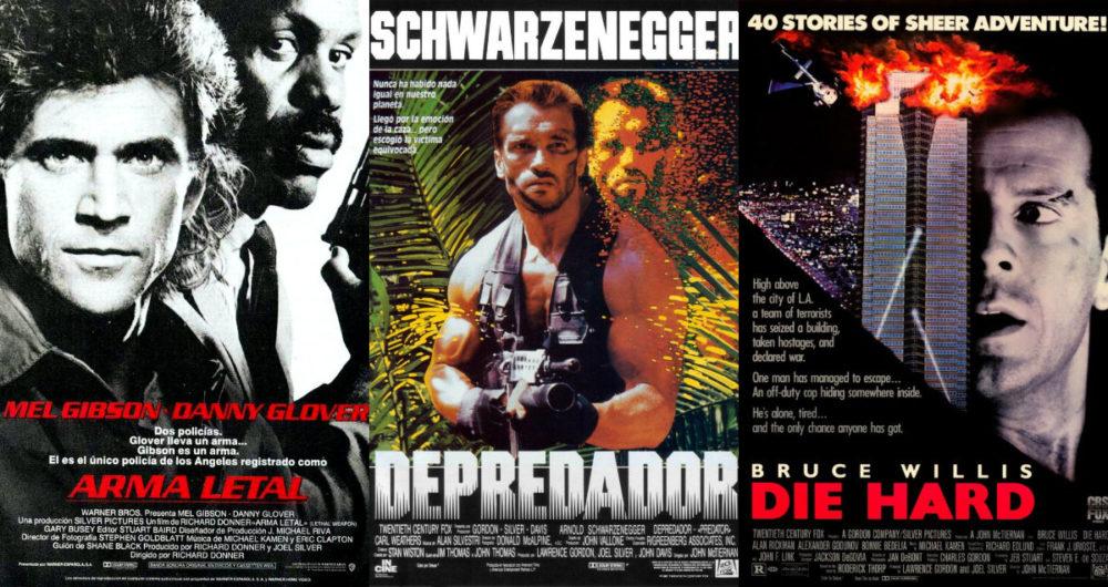 Joel Silver: creador del cine de acción de los 80 | Arma letal, Depredador, Jungla de cristal y mucho más
