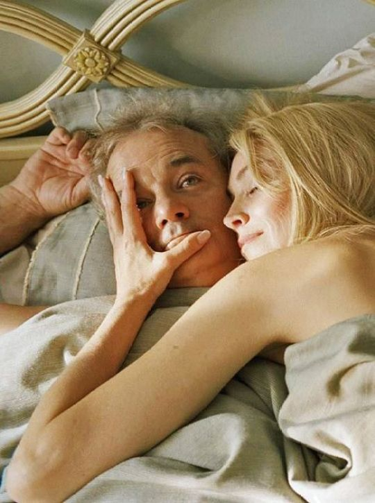 Bill Murray e Sharon Stone