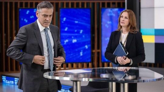 George Clooney (Lee Gates) & Julia Roberts (Patty Fenn)