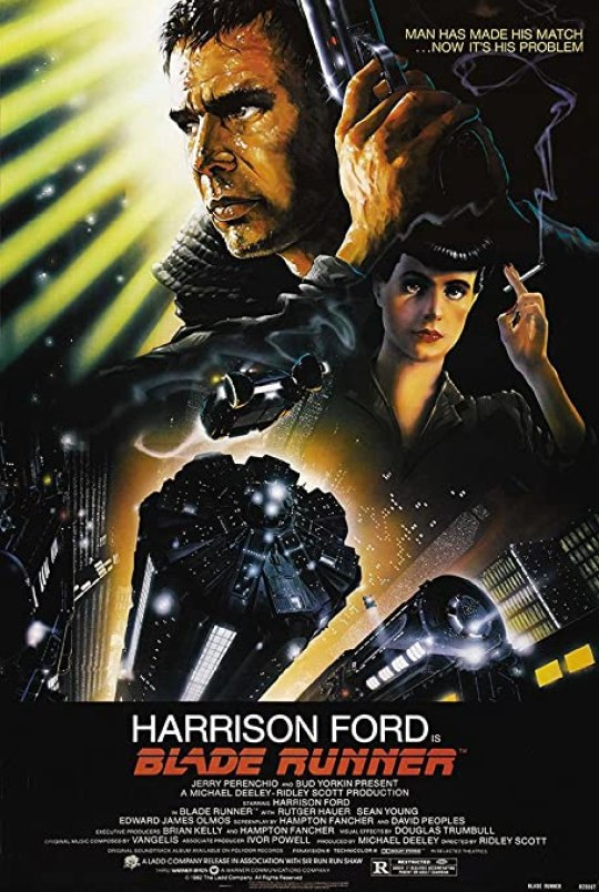 Blade Runner - Locandina del film