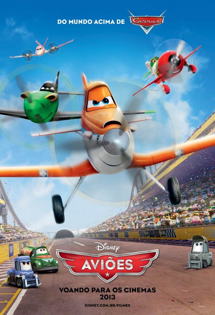 Poster do filme Aviões
