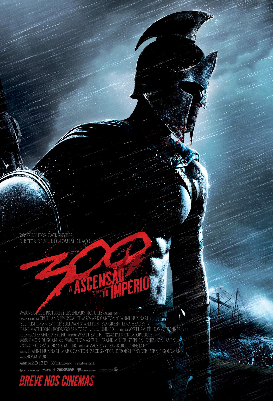 Poster do filme 300: A Ascensão do Império