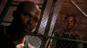 Image result for dexter season 2 doakes and dexter