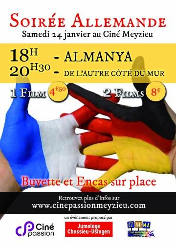 Soiree allemande 2015