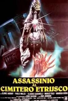 Poster do filme O Mistério Etrusco
