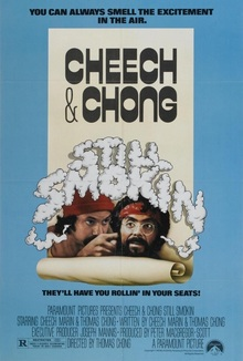Poster do filme Cheech & Chong - Ainda Doidões