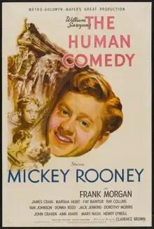 Poster do filme A Comédia Humana