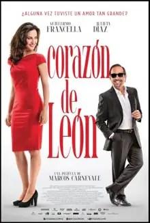 Poster do filme Coração de leão: o amor não tem tamanho