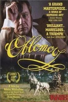 Poster do filme Alguns dias na vida de Oblomov