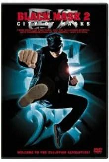 Poster do filme Máscara Negra