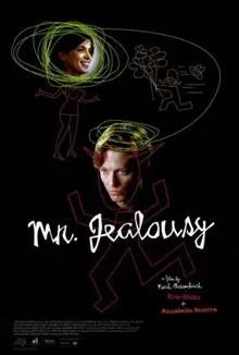 Poster do filme Louco de Ciúmes
