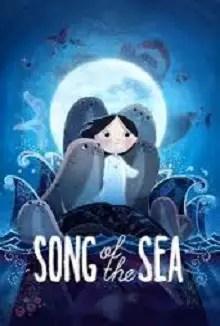 Poster do filme A Canção do Oceano