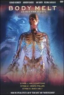 Poster do filme Corrosão - Ameaça Em Seu Corpo