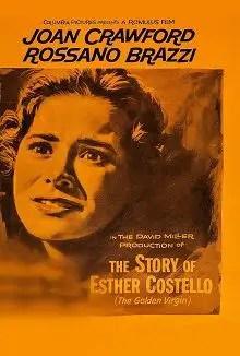Poster do filme A donzela de ouro