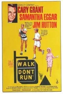 Poster do filme Devagar, não Corra